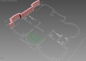 �������� ���������� �������� � 3ds Max �� ������� �� AutoCAD � ������� DWG