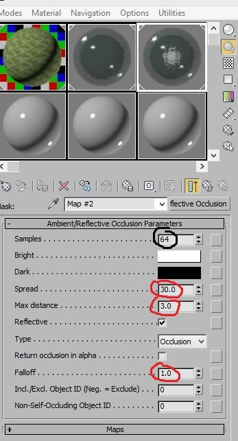 ��������� ambient occlusion